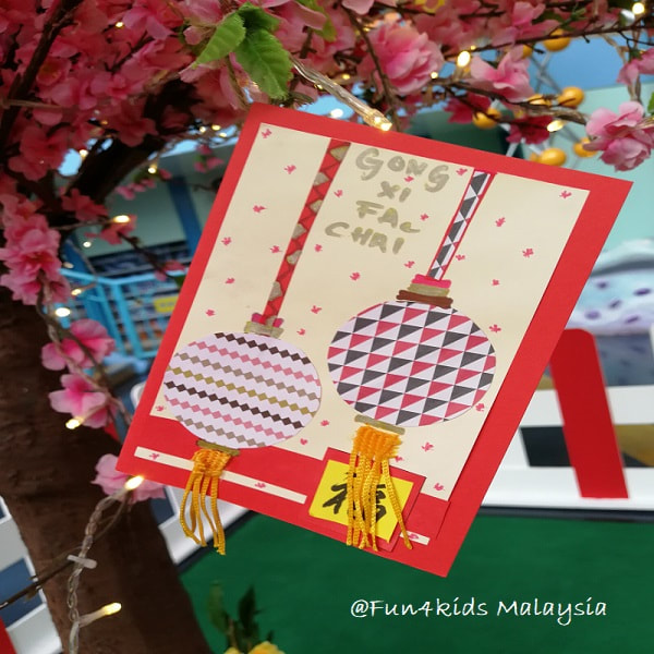 Chinese New Year Card Making