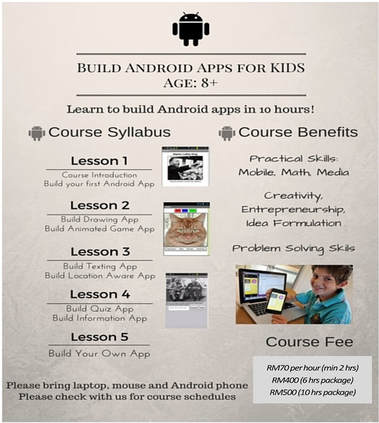 build android holiday program