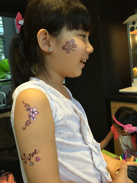 tattoo stickers for kids