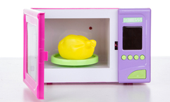 Battery Operated Microwave