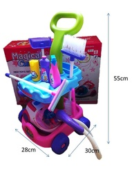 Janitor Playset with Vacuum Cleaner