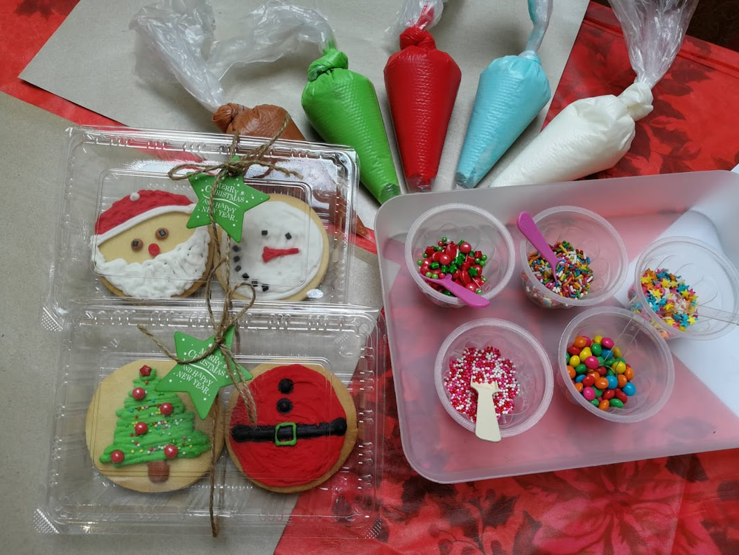 diy cookies decoration