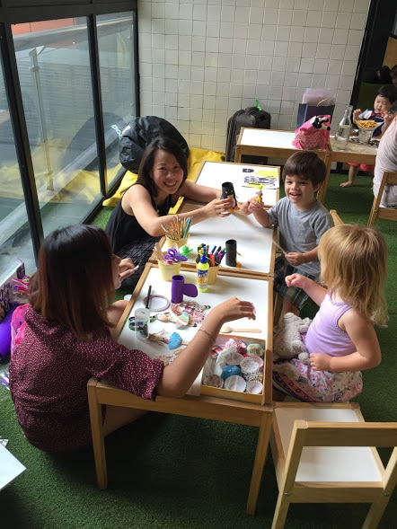 fun kids activities craft workshop