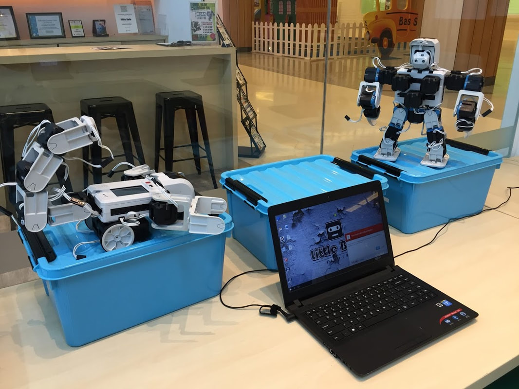 Robotic workshop