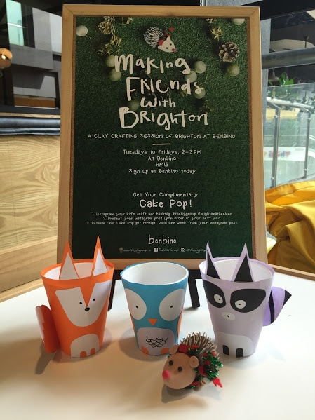 paper cup craft