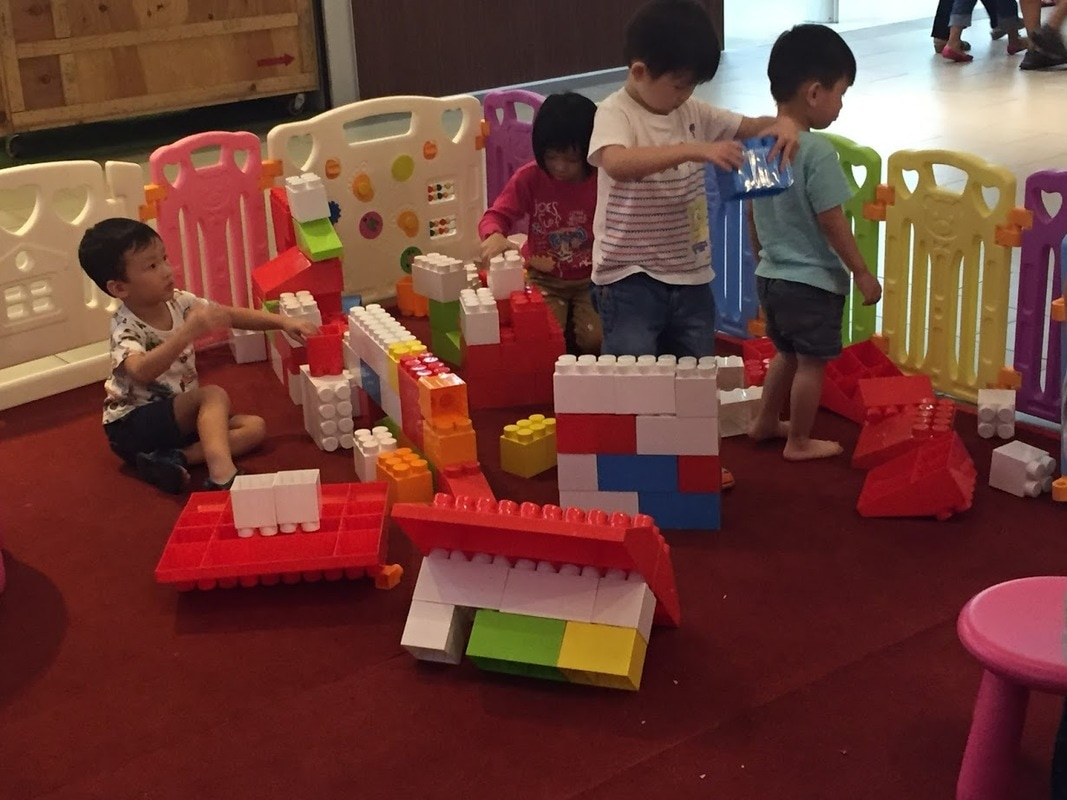 mass bricks blocks play
