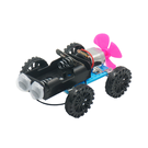 diy robotic car